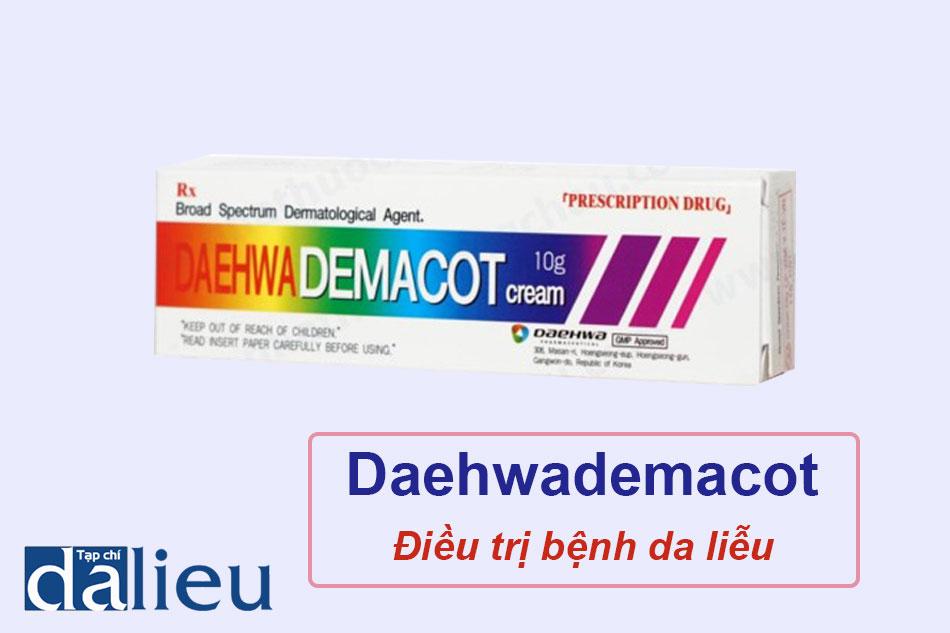 Thuốc Daehwademacot