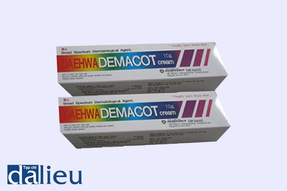 Hình ảnh hộp thuốc Daehwademacot