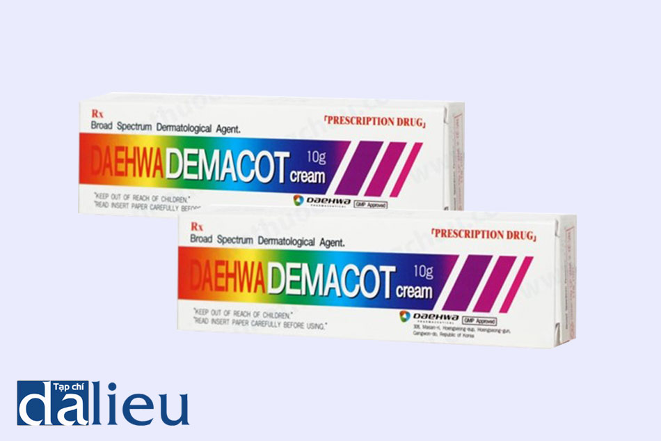 Thuốc Daehwademacot điều trị bệnh da liễu