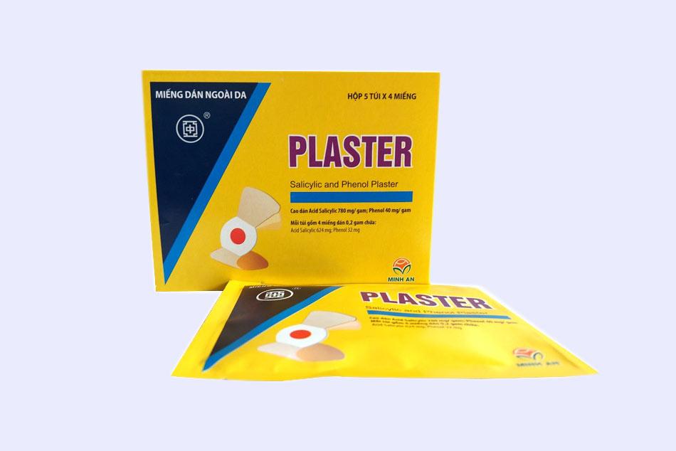 Miếng dán Plaster