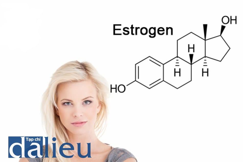 Yếu tố hormone ảnh hưởng đến nám da