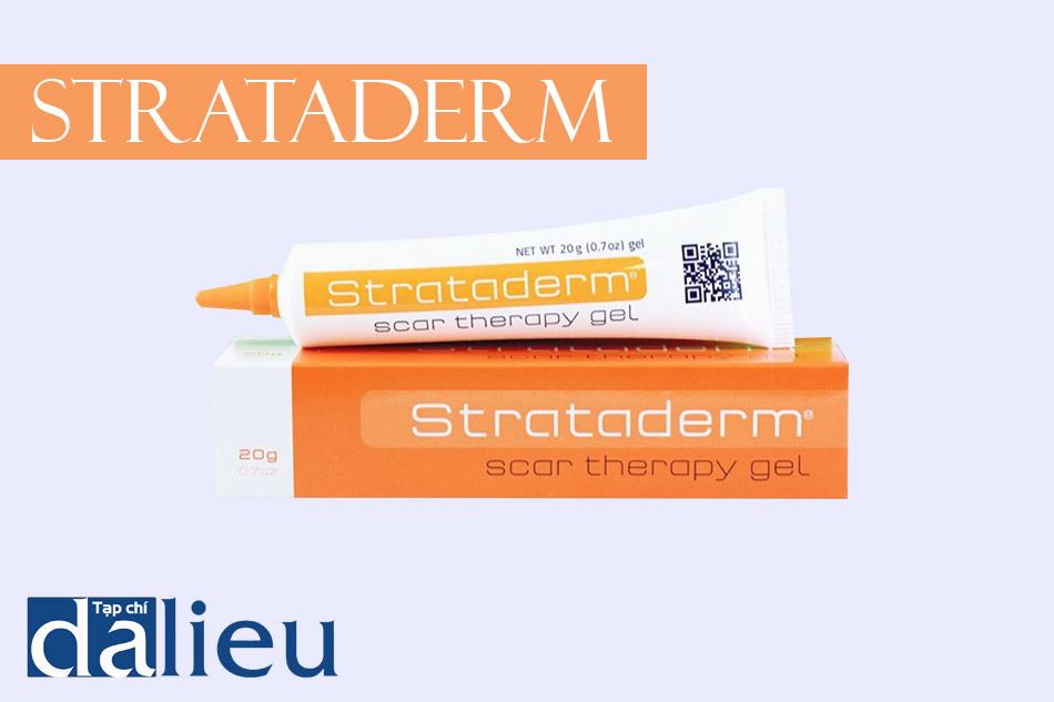 Hình ảnh Kem trị sẹo Strataderm