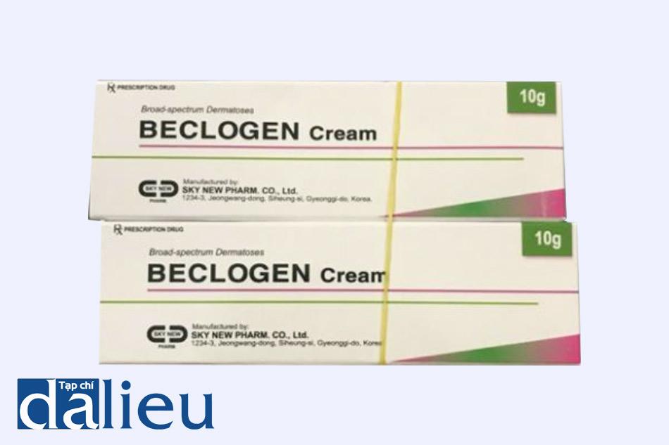 Hộp thuốc Beclogen