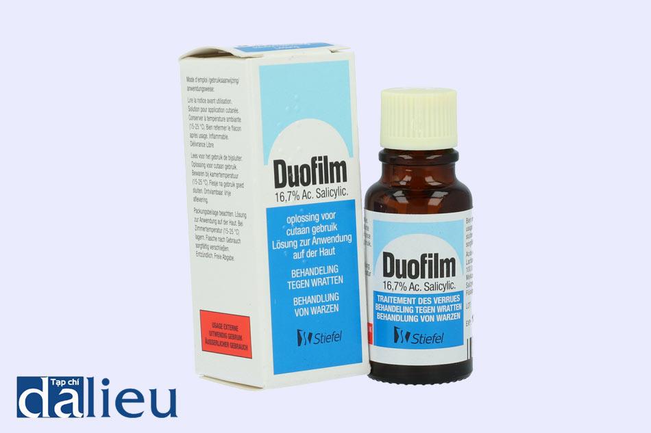 Hình ảnh lọ thuốc Duofilm