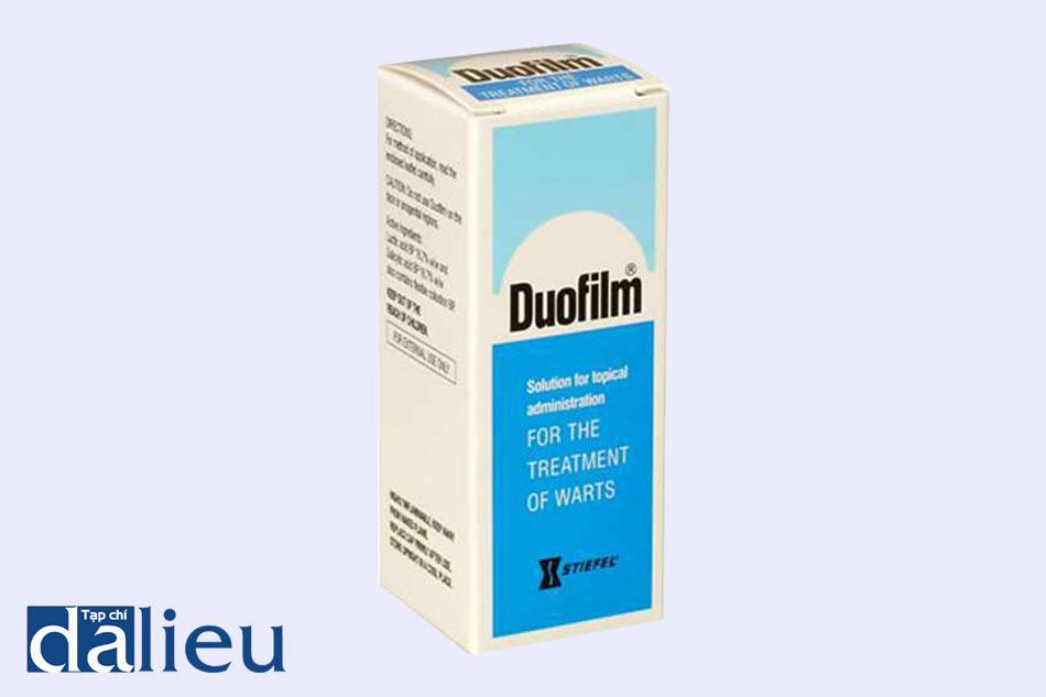 Hình ảnh hộp thuốc Duofilm