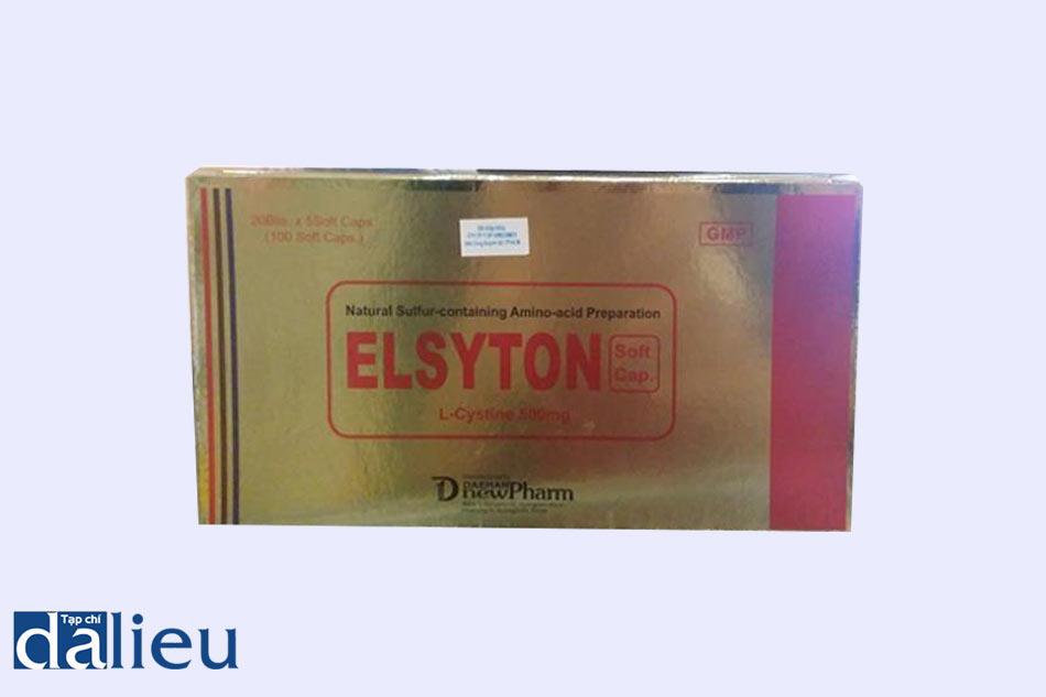 Hình ảnh hộp thuốc Elsyton