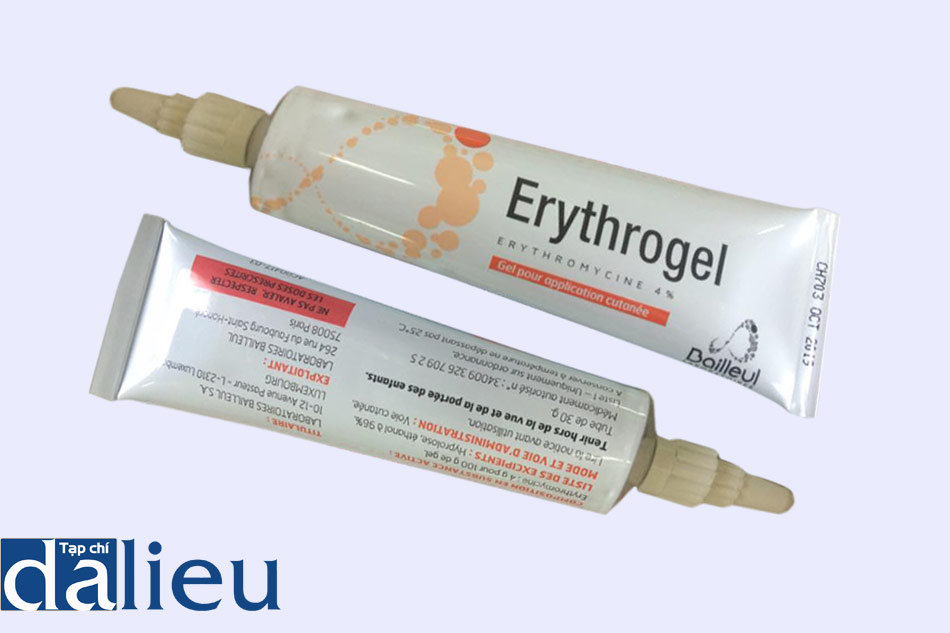 Hình ảnh sản phẩm Erythrogel