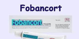 Hình ảnh thuốc Fobancort Cream