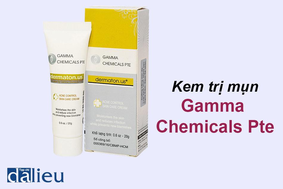 Gamma Chemicals Pte