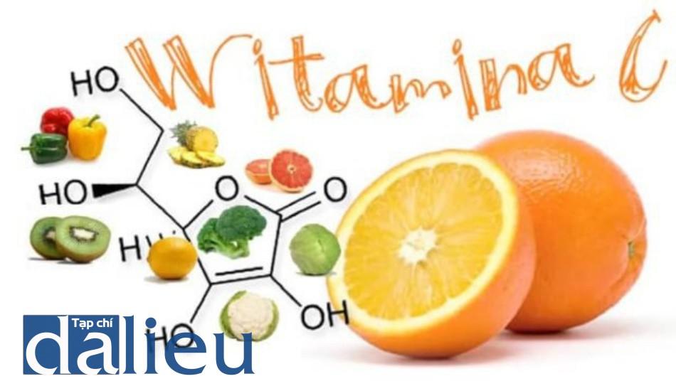 Hình ảnh minh họa Vitamin C
