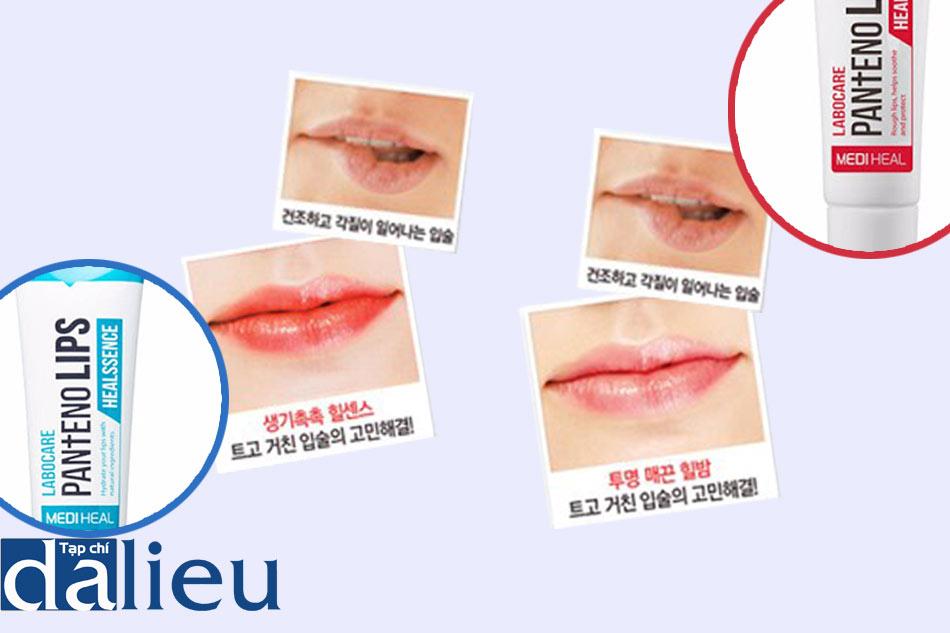 Labocare Panteno Lips có tốt hay không?