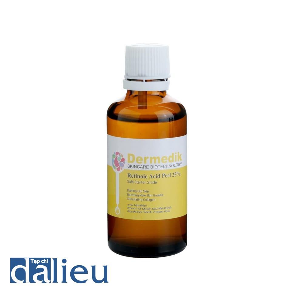Hình ảnh retinoic acid