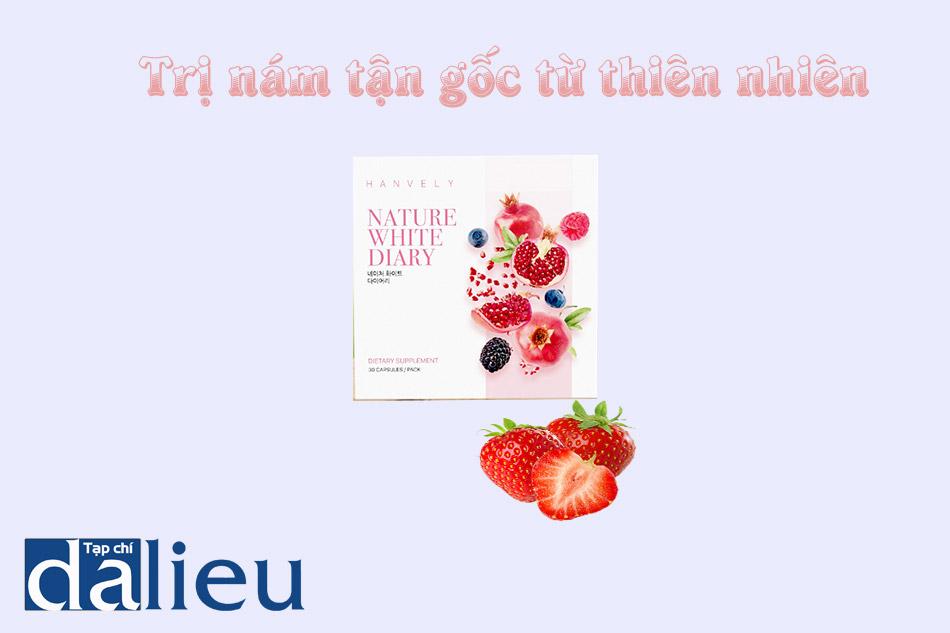 Nature White Diary có dùng được cho bà bầu không?