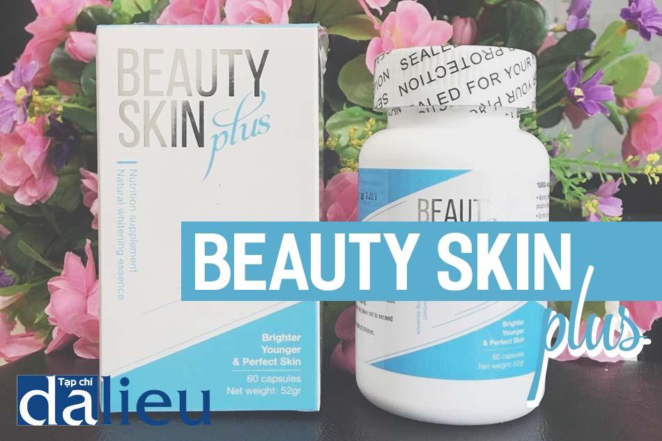 Beauty Skin Plus cải thiện làn da từ sâu bên trong