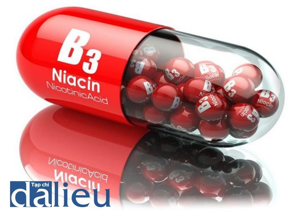 Hình vitamin B3