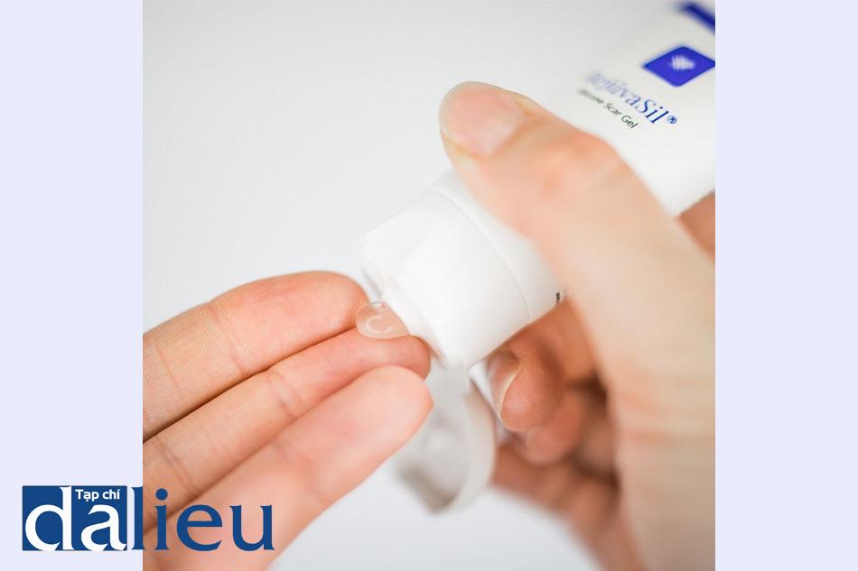 Chất gel của Scar RejuvaSil