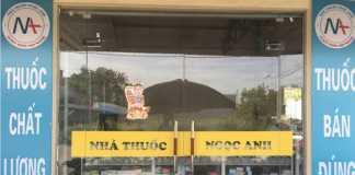 Hình ảnh nhà thuốc Ngọc Anh